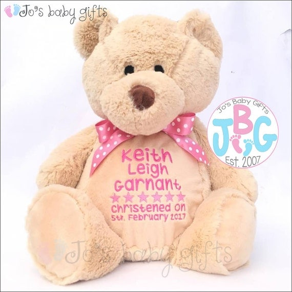 Teddy Bear Jo S Baby Gifts