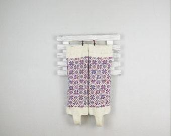 KNITTED LEG WARMER, Gift for her, Wool leg warmers, Knit legwarmers,Women's legwarmers, Warm and cozy, Warm winter socks