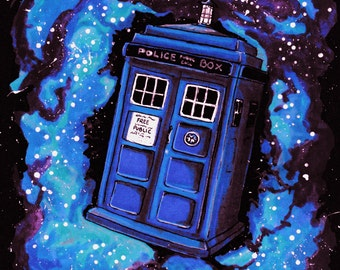 Dr Who In Space