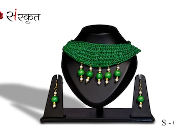 Necklace + Earings set - Style-3