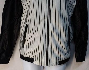 Baseball looking jacket size large