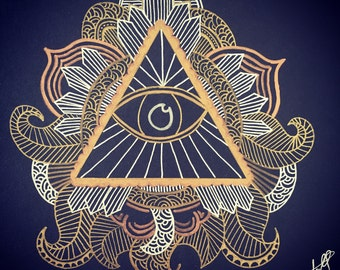 Custom illuminati
