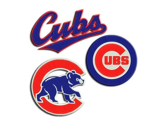 Cubs embroidery design - Machine embroidery design