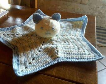 Baby blankey amigurumi