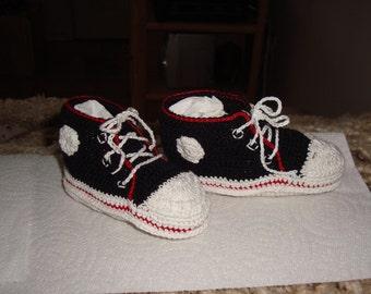baby bootie sneaker