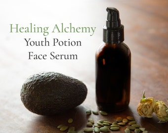 Healing Alchemy Youth Potion Face Serum