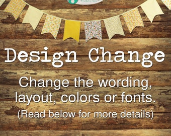 Design Change -- Add On