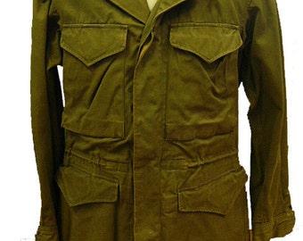 Field Jacket M 50 USA
