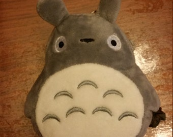 Vintage Totoro Coin Purse/Card Holder