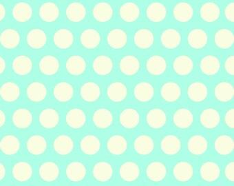 12x12 Blue-White Dot Paper
