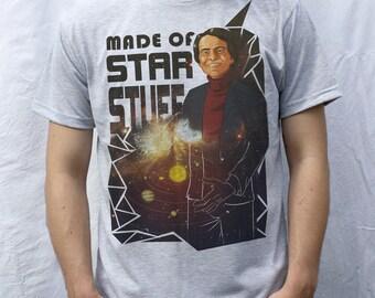 Carl Sagan T shirt