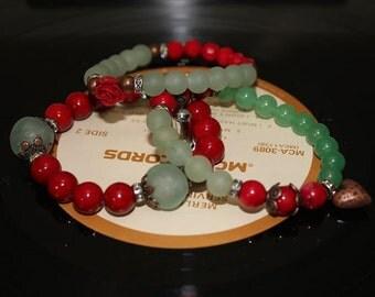 True Love - Handmade Beaded Bracelet