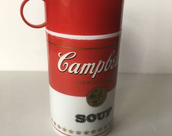 Vintage Campbell's Soup Can-tainer 11 1/2oz