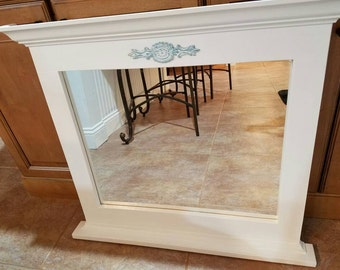 Beautiful  hand crafted traditional  mirror frame