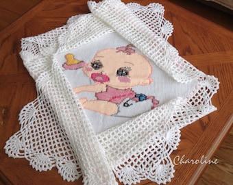 Baby Blanket; baby blanket; baby Manta; colchita baby; baby shower gift/gift