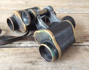 German military binoculars Dienstglas Georz Berlin