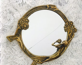 Vintage Mirror, Antique Mirror