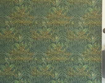 Fern Textured Wallpaper 295gsm width 130cm. Sold by the meter