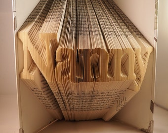 PATTERN: Nanny Book Fold Pattern MMF