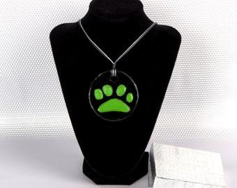 Chat Noir Medallion