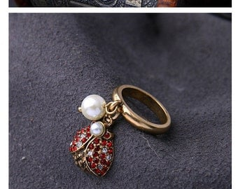 ring with charms