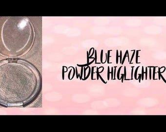 Blue Haze-POWER HIGHLIGHTER- Blue 57mm pan Compact