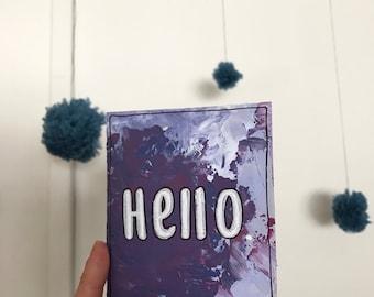 Friendly Hello Card