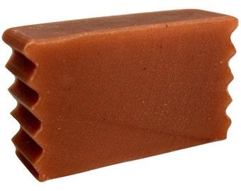 Ginger Orange Goat Milk Soap 5oz.