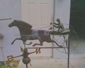 Horse Weathervane Etsy