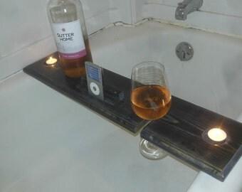 Tub-Table Bath Caddy