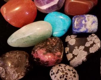 Custom Gemstone Neclace