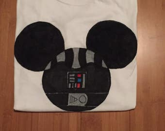 Star Wars inspired tee