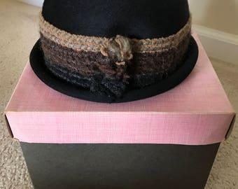 Vintage Henry Pollak Ladies Hat