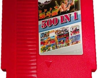 Nintendo NES 500 in 1 game cartridge Multi-Cart