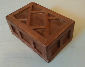 Dark Puzzle Box