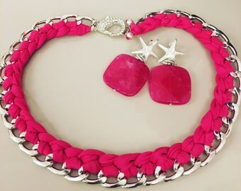 Colorful jewelry sets