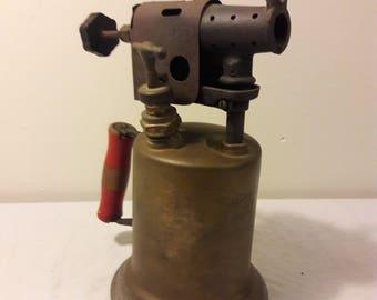 Vintage Clayton & Lambert Brass Blowtorch