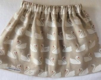 Swan skirt - so gorgeous and handmade
