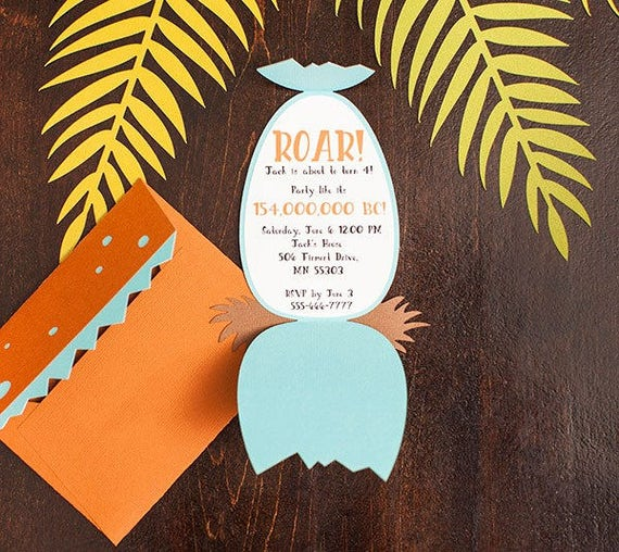 wildyouthllc Invitations dinosaur invitationdinosaur birthday