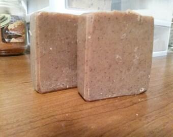 Luxurious Almond Goat Milk Soap