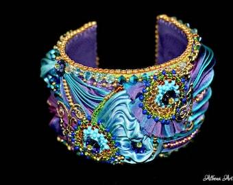 "Bracelet ""Peacock"""