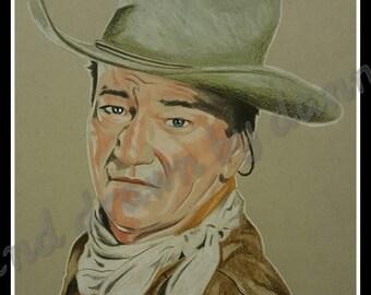 hand drawn personal unique portraits
