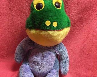 Morpho frog