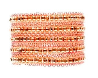 Melinda Wrap Bracelet by Nakamol