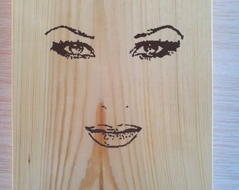 The eyes of the wood