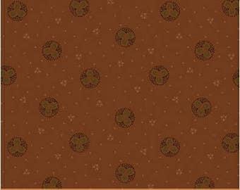 Windham Fabrics Kindred Spirits Jill Shulis 40207-2    -- 1/2 yard increments