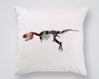 Dinosaur Pillow Cover Throw Pillow Home Decor