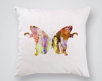 Butterfly Pillow Cover Throw Pillow Home Decor