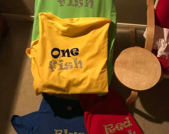 1 fish, 2 fish, red fish, blue fish