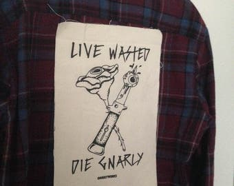 Live Wasted - Die Gnarly